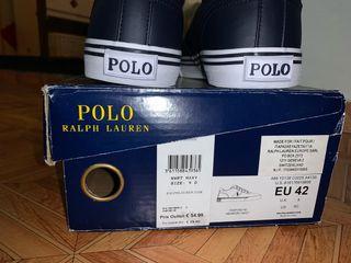 Zapatilla POLO talla 42