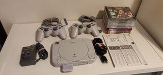 PlayStation One (versión Slim)