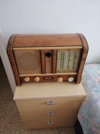 Vendo carcasa de Radio antigua