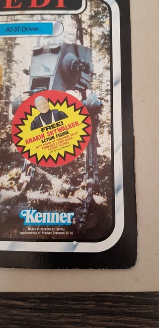 1984.UNPUNCHED STAR WARS