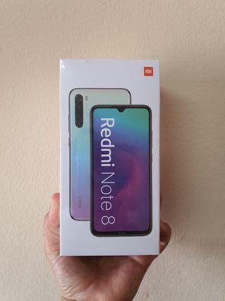Precintado!! 64gb/48mpxl/Xiaomi redmi note 8/2020