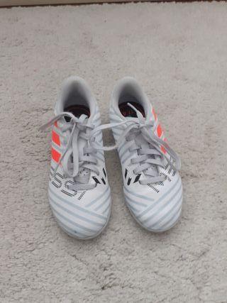 Botas de futbol messi Adidas