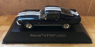 Shelby GT500 Ixo escala 1/43