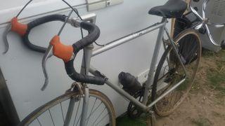 bici antigua.