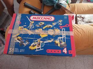 caja de meccano