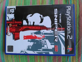 ps2 juego the Sniper 2