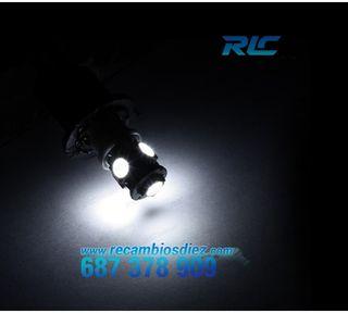 KIT COMPLETO DE 8 BOMBILLAS LED INTERIOR HONDA ACC