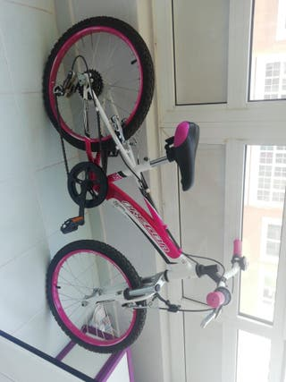 bicicleta infantil bh Oregon con suspensión