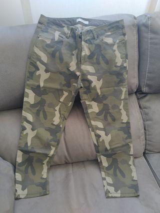 pantalon camuflaje verano