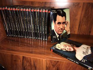 """Colección de libros """"Antología del Cine Clásico"""""""