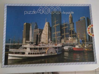 Puzzle de 4000 piezas