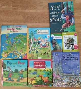Kinderbücher/Libros en aleman niños