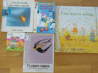 lote libros para niños infantil primaria