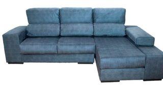 sofá nuevo!