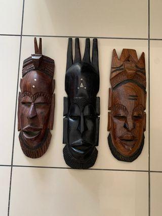 Caras africanas