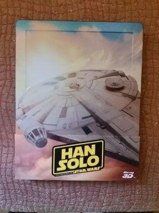 Han Solo Steelbook star wars