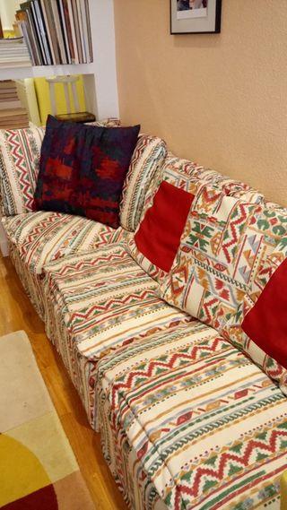 Preciosos sofas