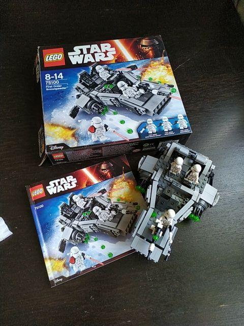Lego Star Wars 75100