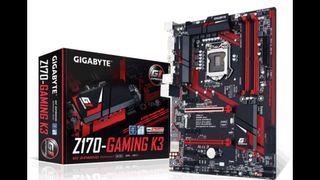 Placa base z170 gaming k3 nueva