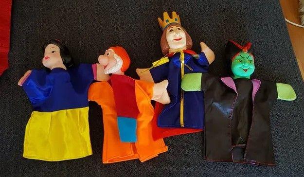 Marionetas Blancanieves