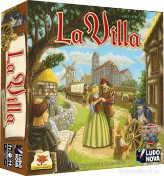 La Villa (juego de mesa)