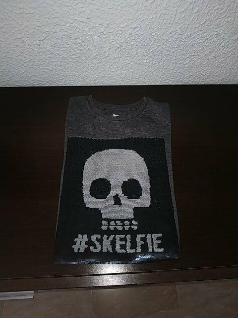 camiseta niño manga corta talla 10-11