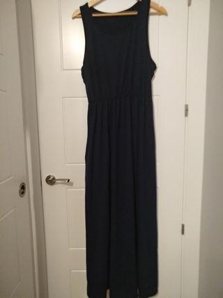 Vestido largo talla L