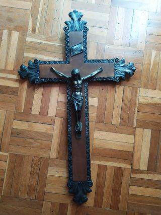 Crucifijo años 40 o 50