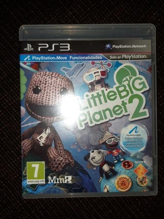 little big planet 2 PS3.
