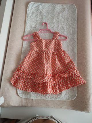 Vestido bebé Zara