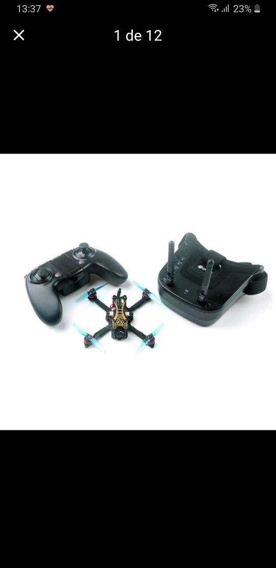 Drone de carreras