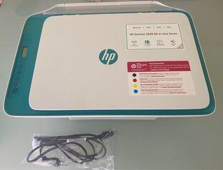 Impresora HP Deskjet 2632