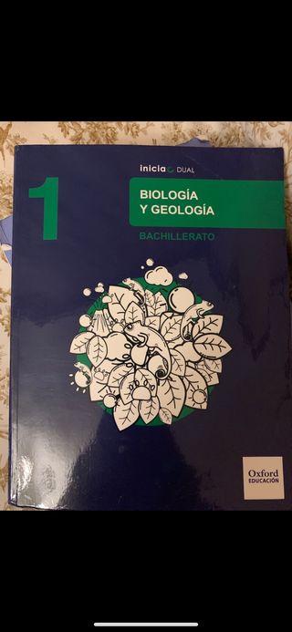 libro de biología 1 de bachillerato