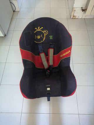 Silla para bebés para coche