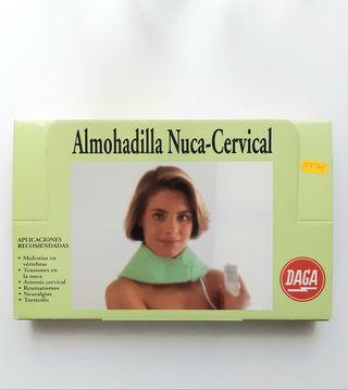 DAGA Almohadilla Nuca-Cervical eléctrica calor