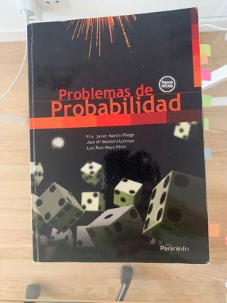 Libro problemas de probabilidad