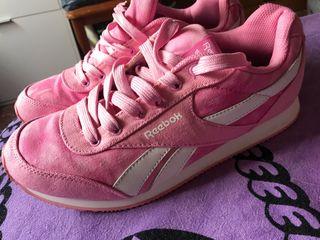 Zapatillas Reebok rosas