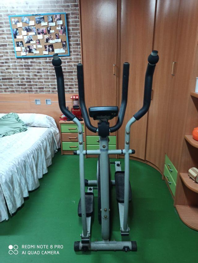 bicicleta eliptica