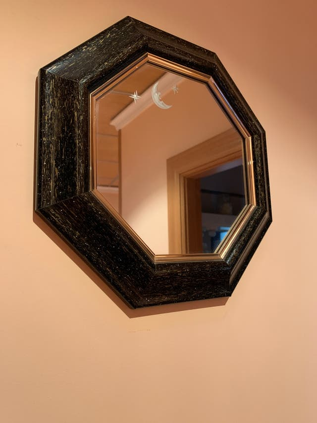 Espejo octogonal