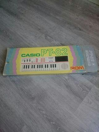 Caja vacía Casio PT-82