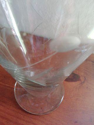 licorera de cristal