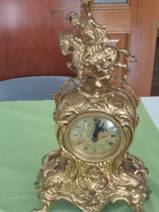 reloj de latón Alemán junchans