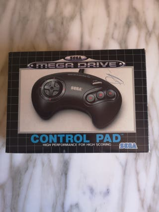 Mando Mega Drive
