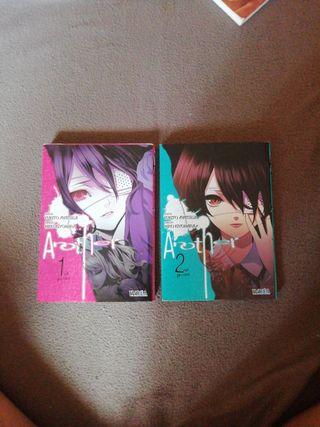 libros Another *manga*