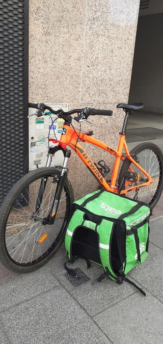 bicicleta decathlon rock rider 340 talla M