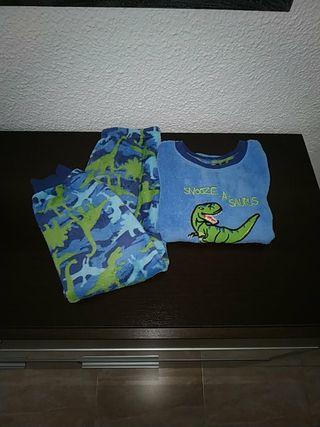 pijama niño talla 6-7