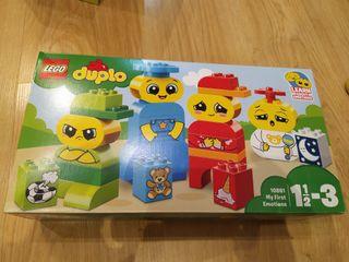 Lego duplo mis primeras emociones