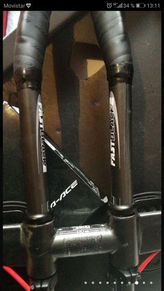 Manillar bicicleta contrarreloj/triatlón DEDA