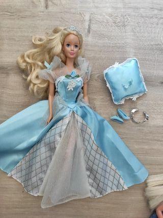 Barbie bella durmiente Disney