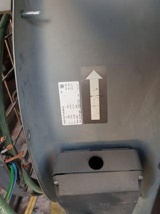 extractor de potencia